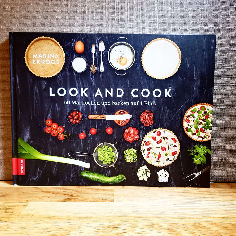 Look And Cook - Marina Ekroos
