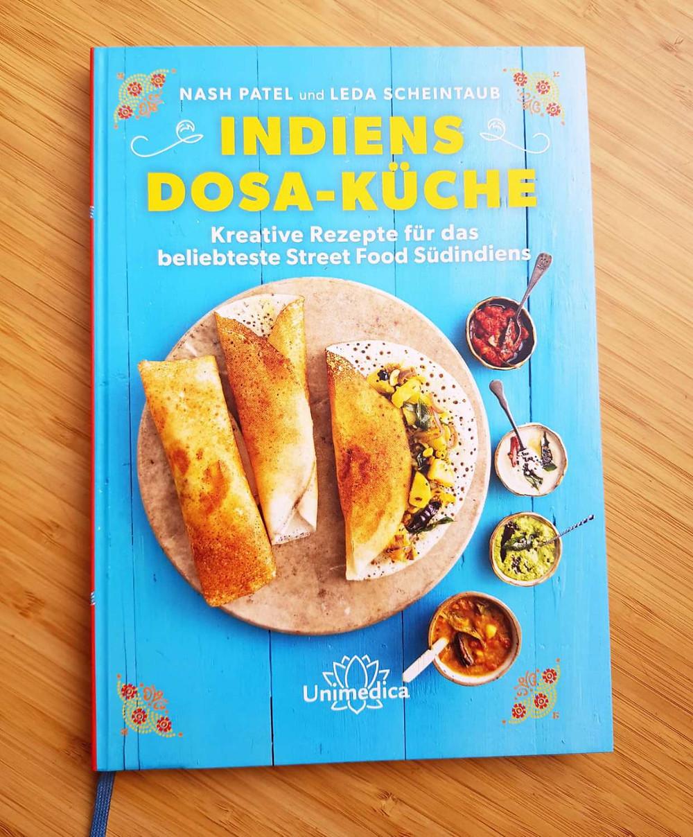 """""""Indiens Dosa-Küche"""" von Nash Patel und Leda Scheintaub"""