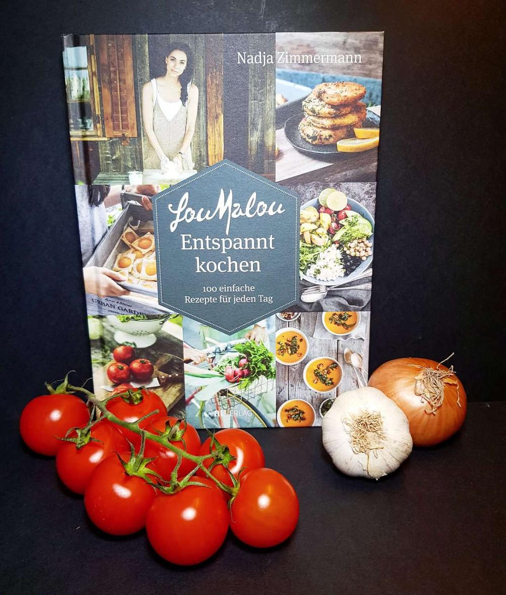 """""""Lou Malou entspannt kochen"""" von Nadine Zimmermann"""