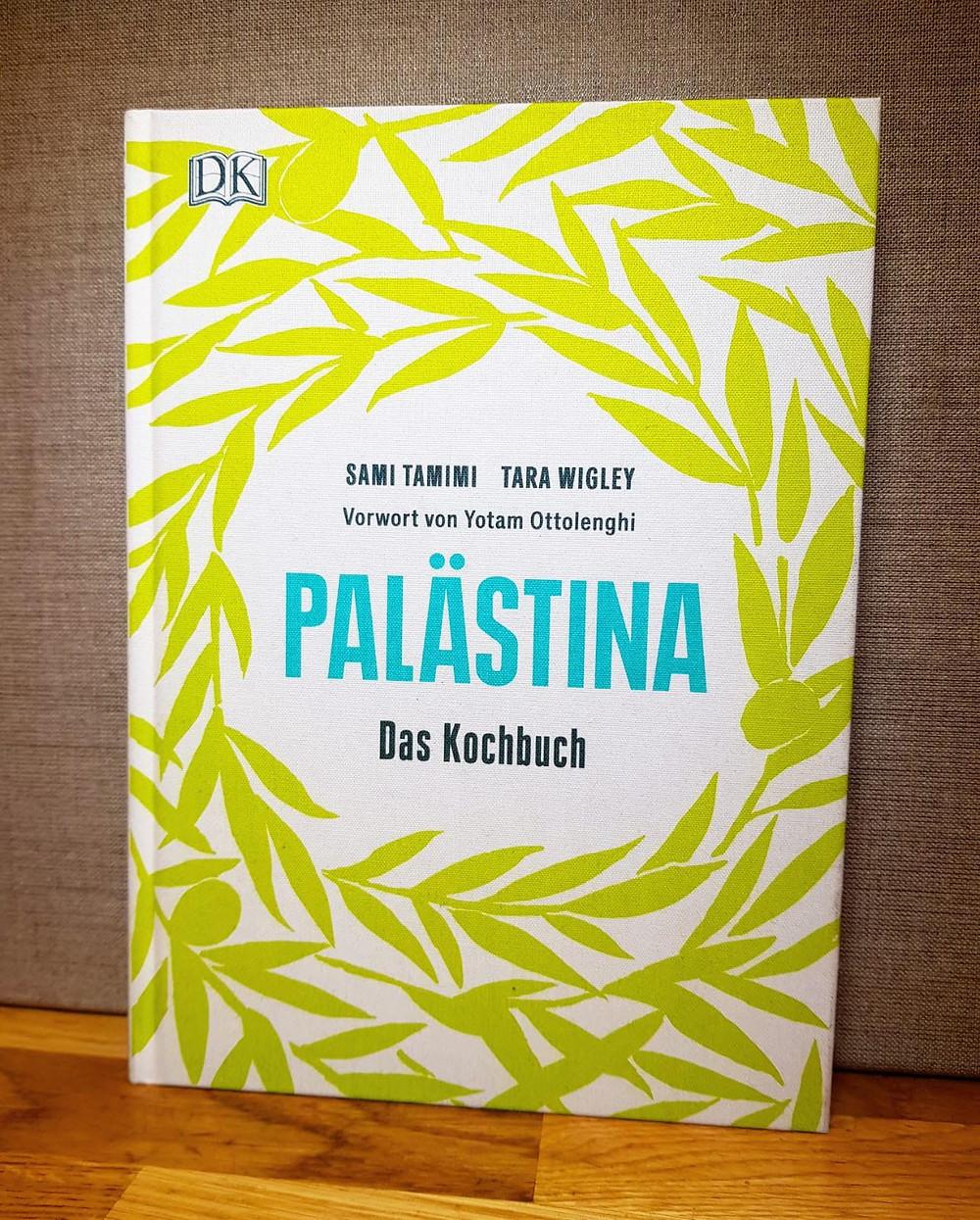"""Palästina das Kochbuch"" von Sami Tamimi und Tara Wigley"