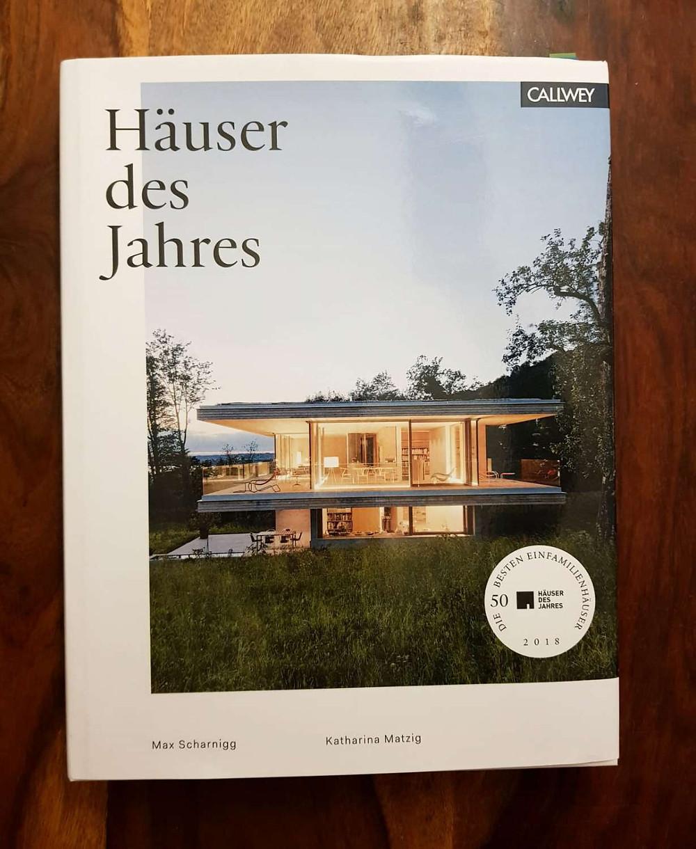 Häuser des Jahres 2018 - Max Scharnigg & Katharina Matzig