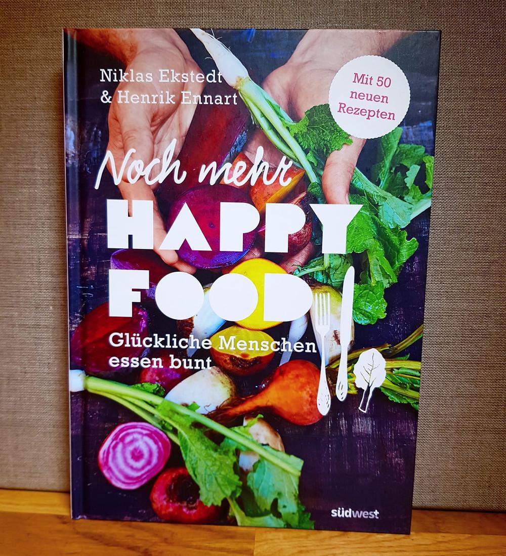"""""""Noch mehr happy Food"""" von Niklas Ekstedt und Henrik Ennart"""