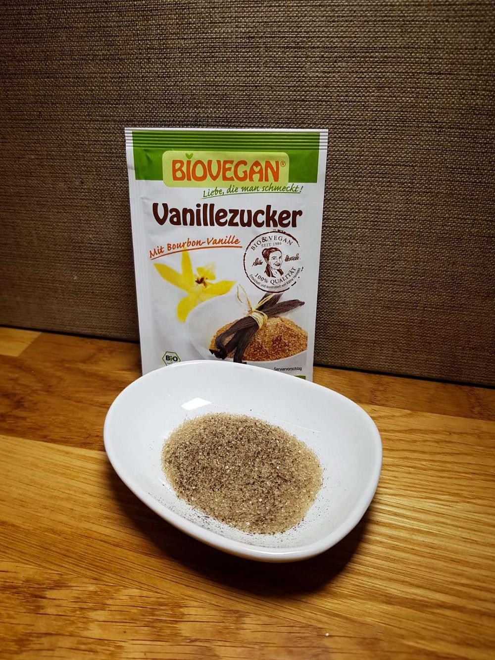 Biovegan Vanillezucker