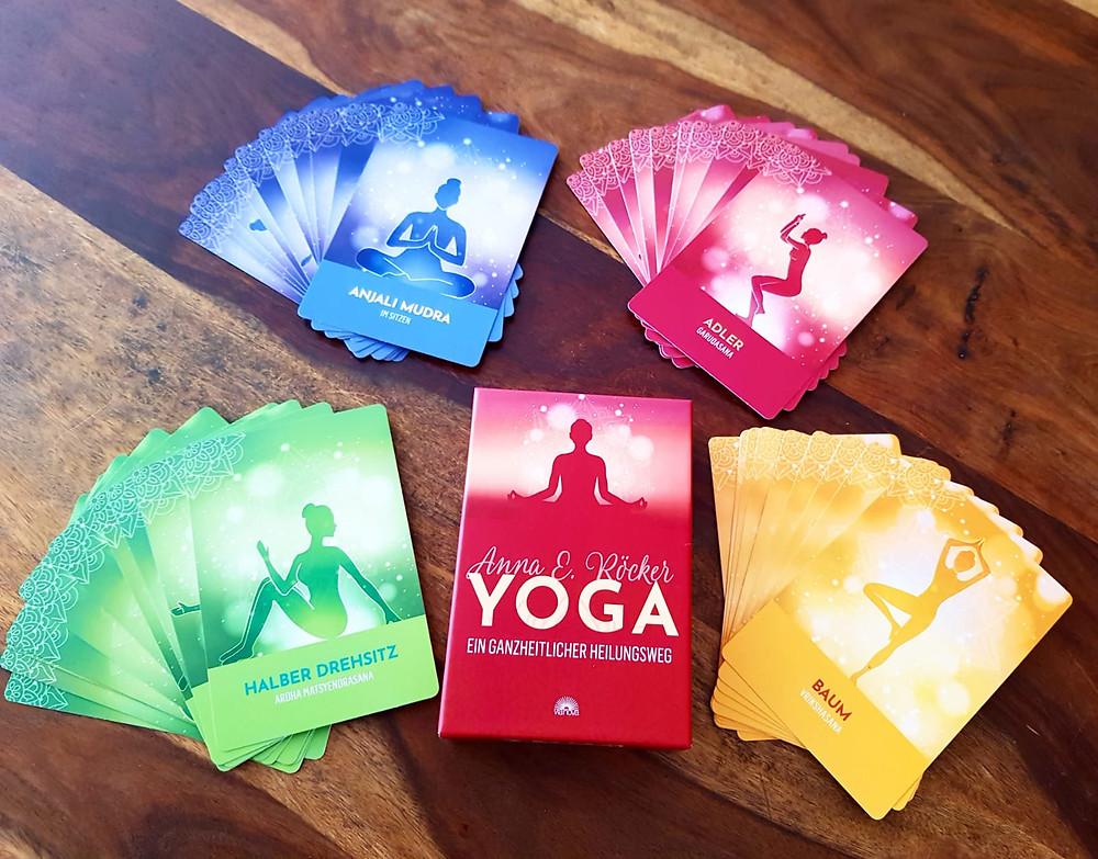 """""""Yoga ein ganzheitlicher Heilungsweg"""" von Anne E. Röcker"""