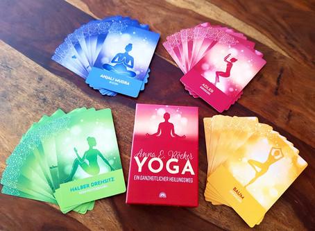 Yoga ein ganzheitlicher Heilungsweg - Yoga ganz individuell nach eigenen Bedürfnissen gestalten!