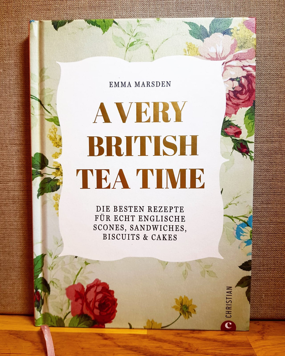 """A very britsh tea time"" von Emma Marsden"