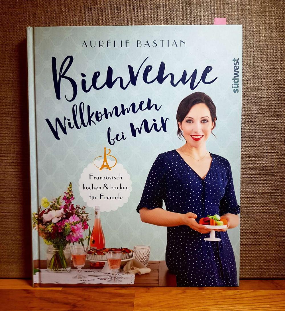 """""""Bienvenue willkommen bei mir"""", von Aurelie Bastian"""