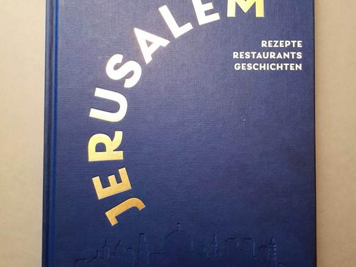 Jerusalem Schmelztiegel mediterraner-orientalischer Köstlichkeiten!