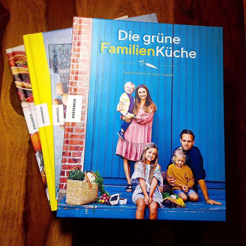 """""""Die grüne Familienküche"""" von David Franklin und Luise Vandahl"""