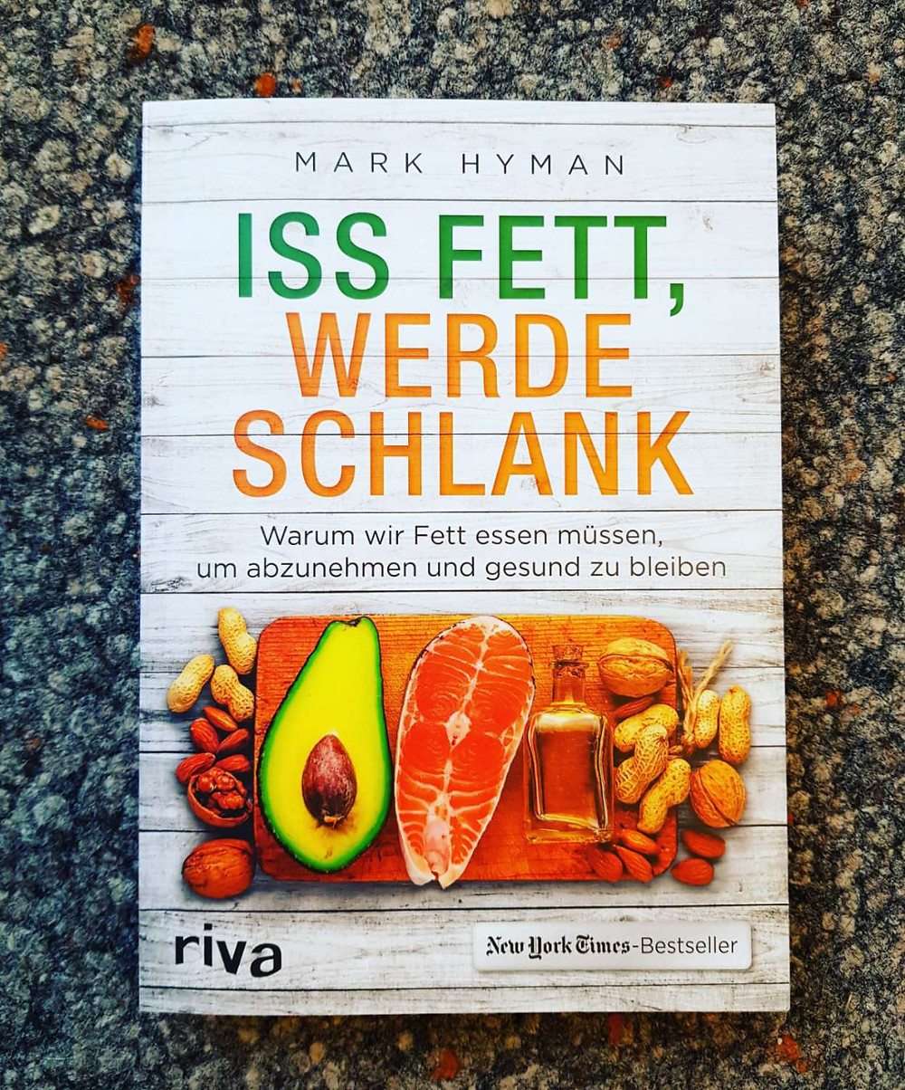 """""""Iss Fett, werde schlank"""" von Mark Hyman"""