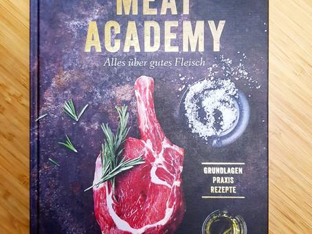 Meat Academy - Komplexes Wissen rund um hochwertiges Fleisch und dessen perfekte Zubereitung!