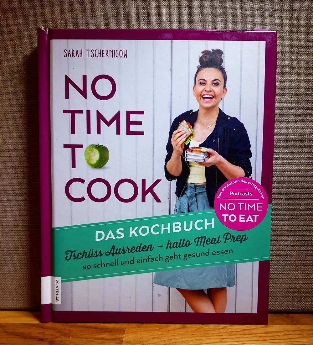 """No time to cook"" von Sarah Tschernigow"