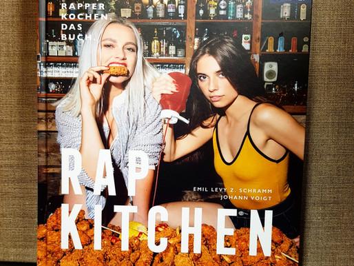 Rap Kitchen - Musiker am Herd - raffiniert, köstlich und gesund!