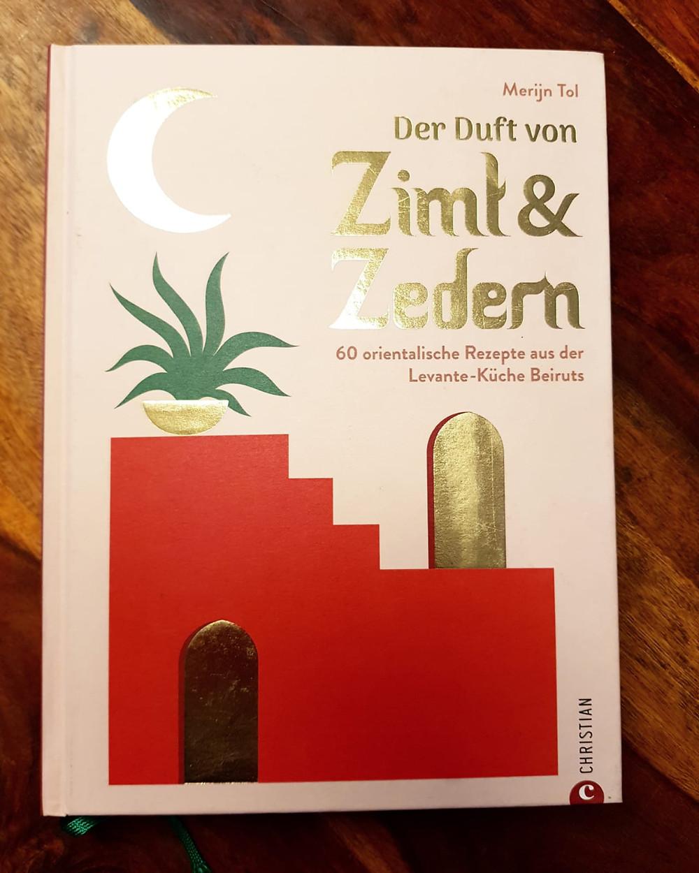 """""""Der Duft von Zimt und Zeder"""" von Merijn Tol"""