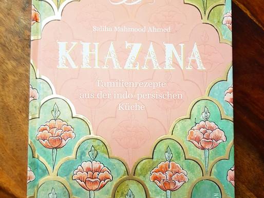 Khazana - Eine kulinarische Reise zu den Köstlichkeiten vergangener Zeiten, neu inspiriert!