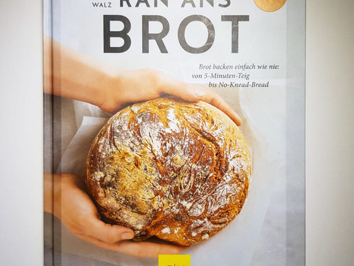 Ran ans Brot von Anna Walz - Leckere Brote und Brötchen ganz unkompliziert!