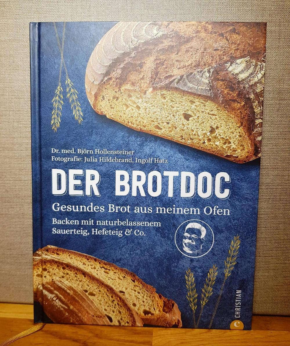 """""""Der Brotdoc"""" von Dr. med Björn Hollensteiner"""