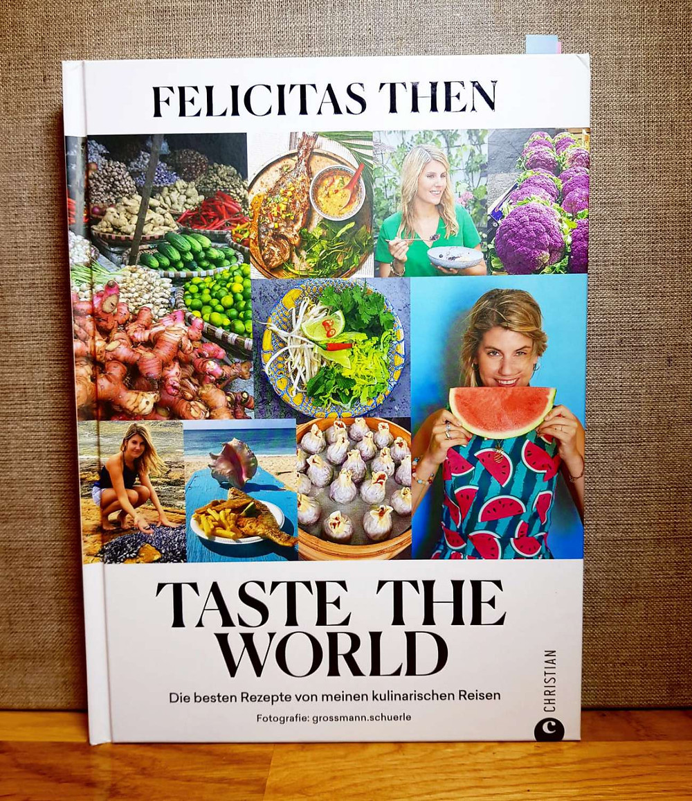 """Taste the world"" von Felicitas Then"