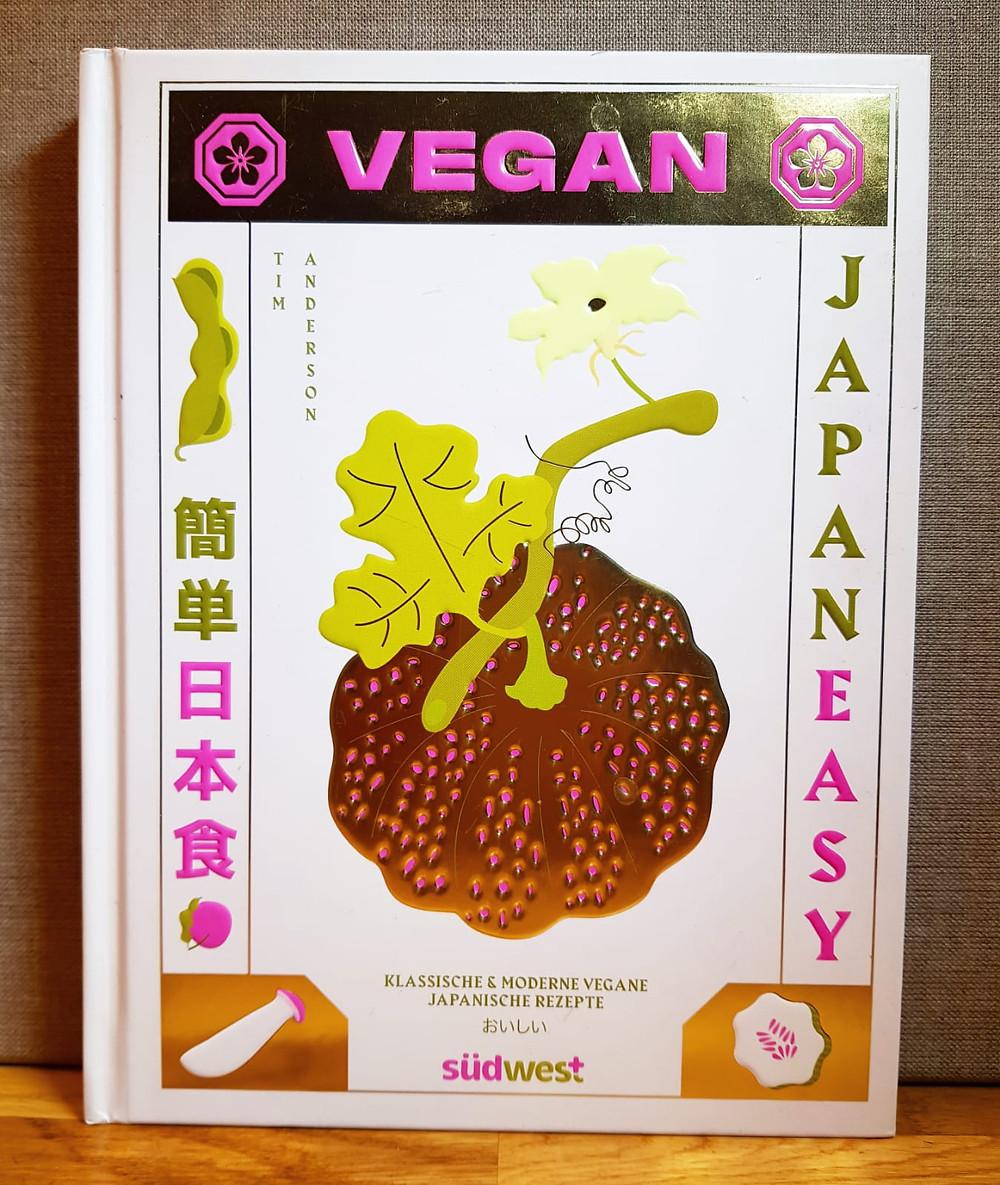 """""""Vegan Japan easy"""" von Tim Anderson"""