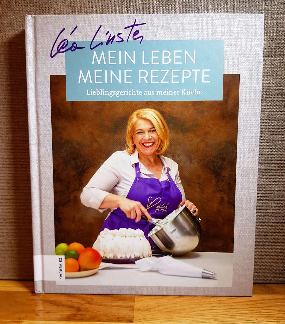 """""""Mein Leben meine Rezepte"""" von Lea Linster"""