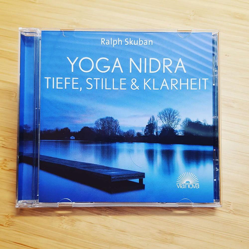 """""""Yoga Nidra Tiefe Stille & Klarheit"""" von Ralph Skuban"""