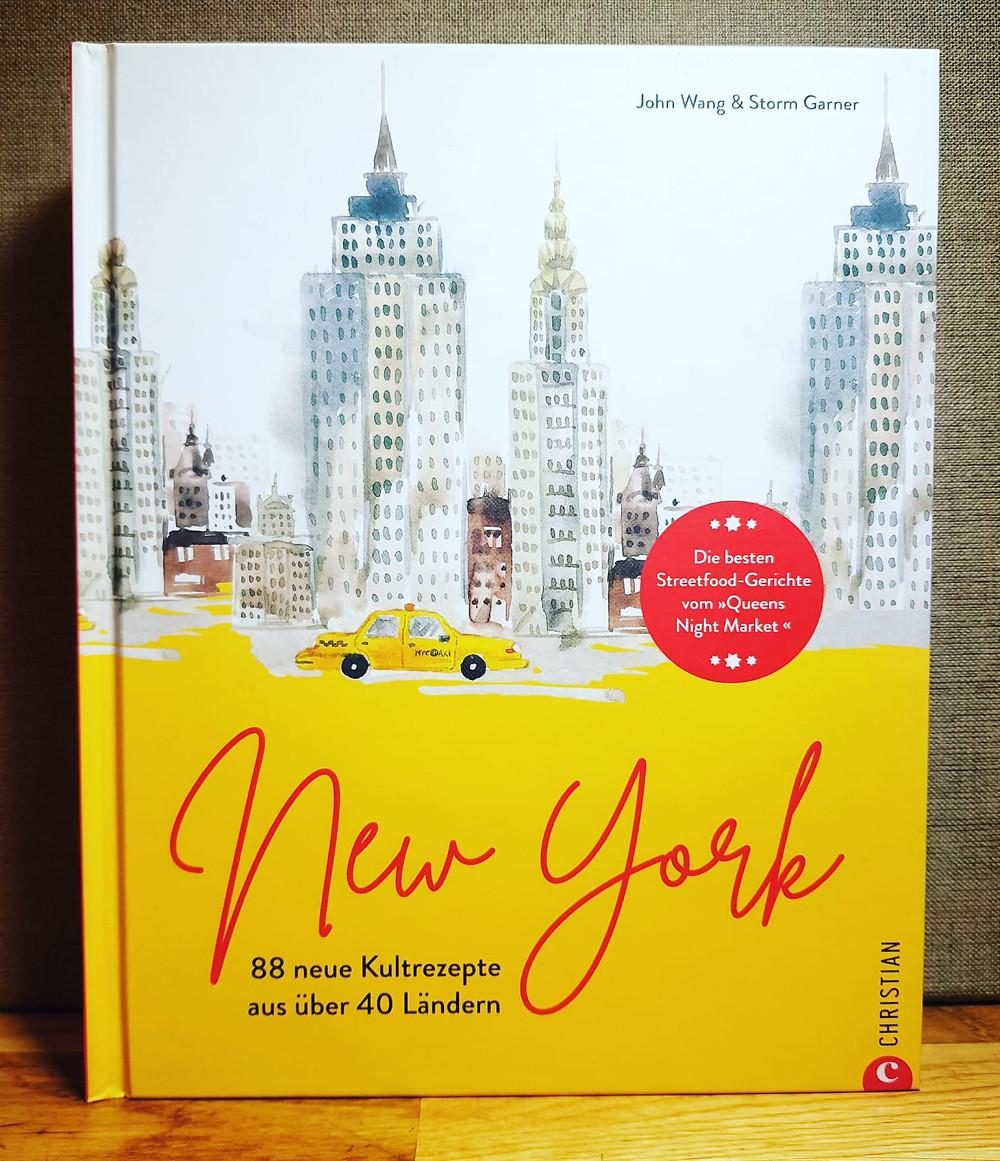 """""""New York"""" von John Wang und Storm Garner"""