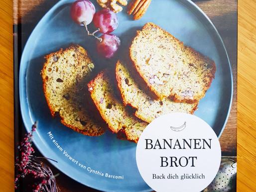 Bananen Brot - Die besten Rezepte des gesunden Foodtrends!