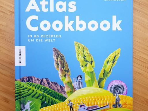 Atlas Cookbook - So kocht die Welt, inspirierend, anders-köstlich-neu!