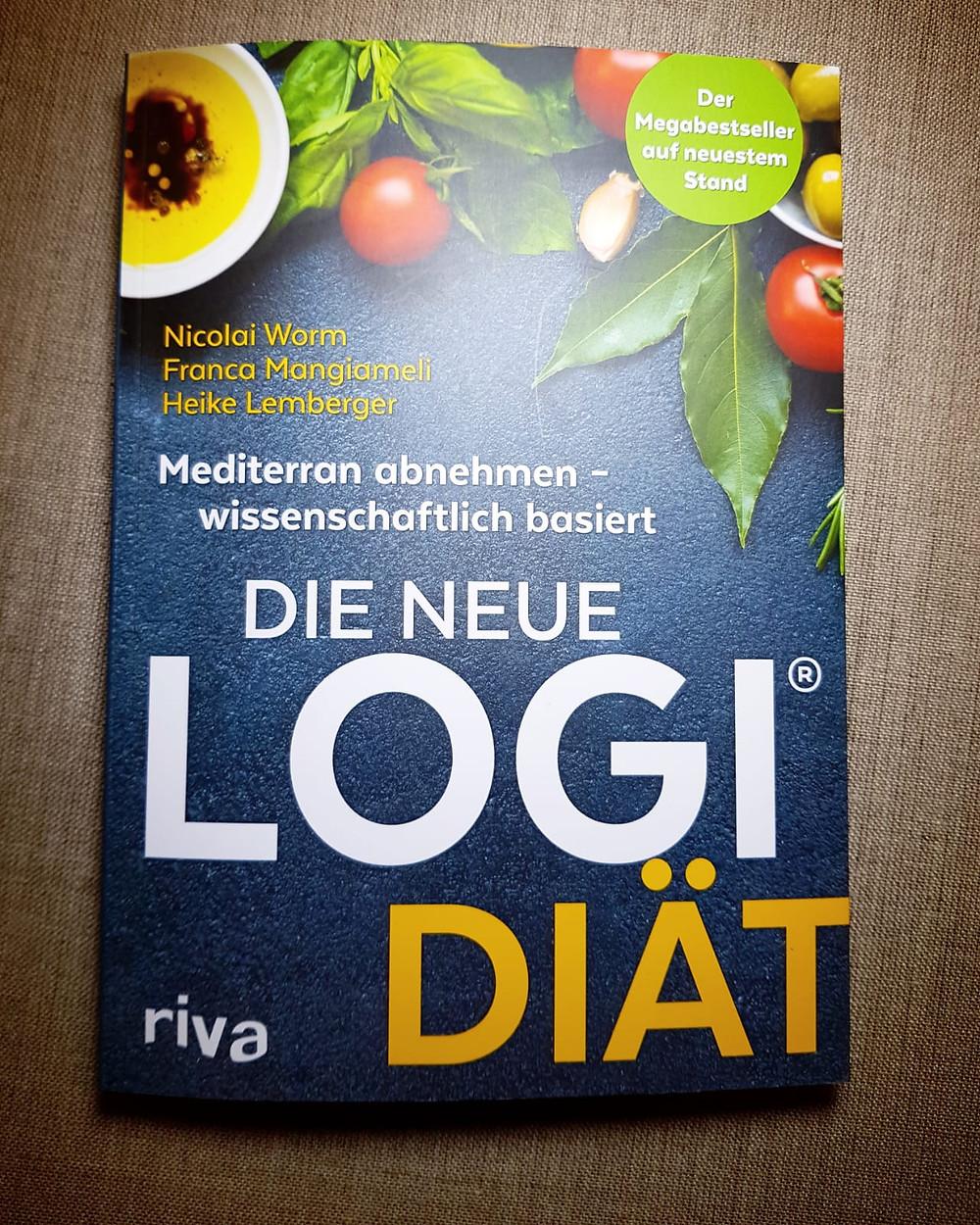 """""""Die neue LOGI Diät"""" von Nicolai Worm, Franca Mangiameli und Heike Lemberger"""