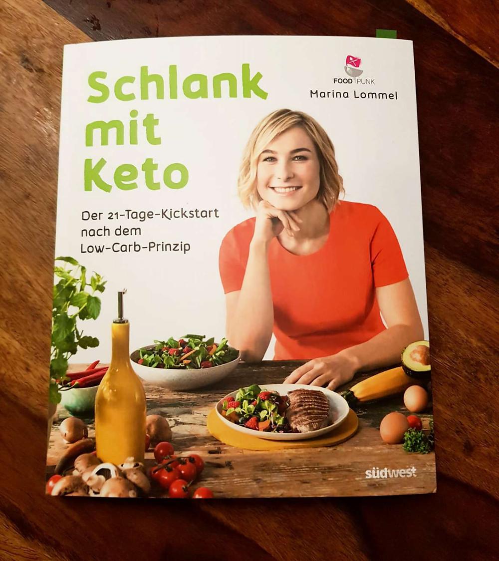 Schlank mit Keto - Marina Lommel