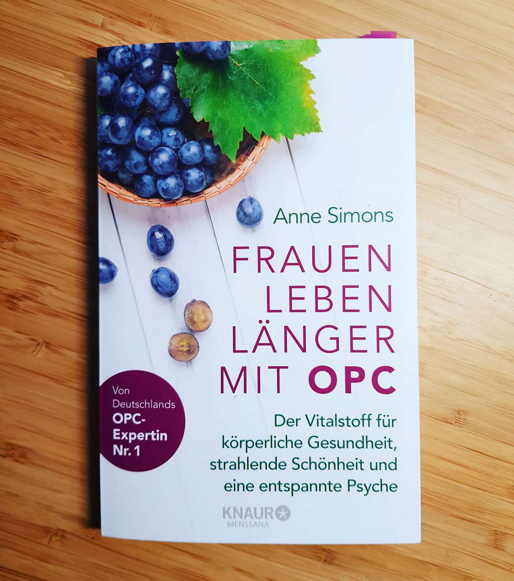 Frauen leben länger mit OPC - Anne Simons