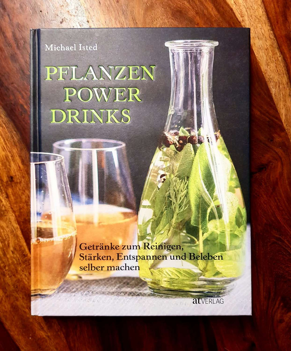 Pflanzen Power Drinks - Michael Isted
