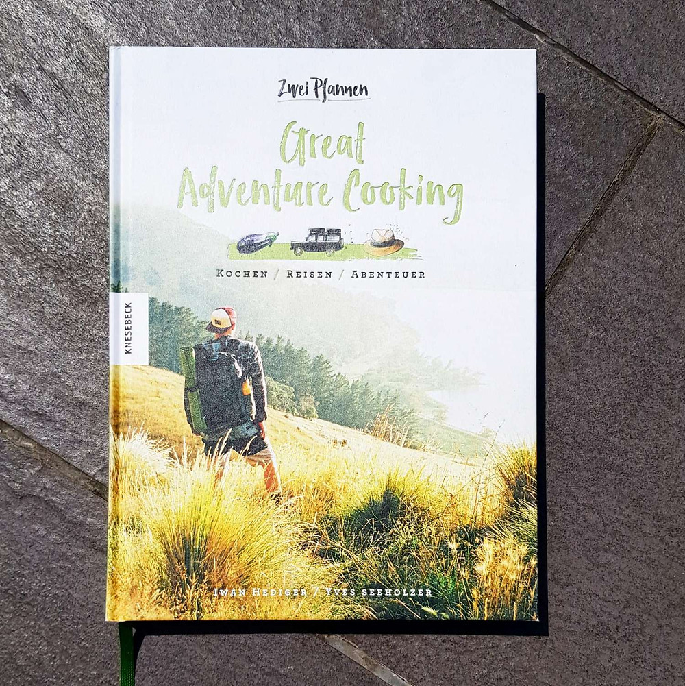 """""""Great Adventure Cooking"""" von Ivan Hediger und Yves Seeholzer"""