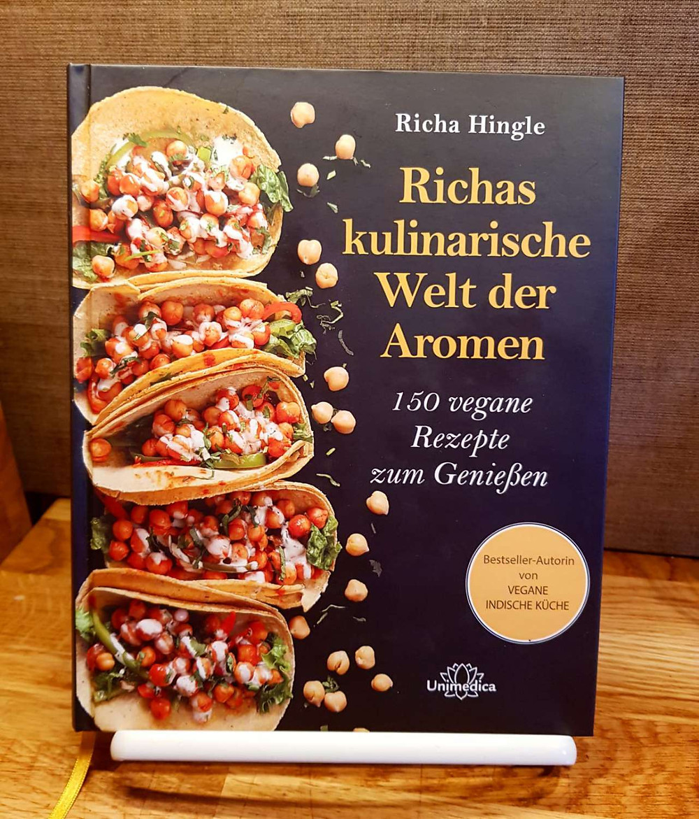 Richa Hingle Aromen kulinarisch