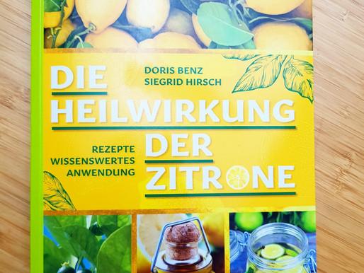 Die Heilwirkung der Zitronen-Aromatisch und gesund, die Zitrone nützlich in der Hausapotheke und Küc