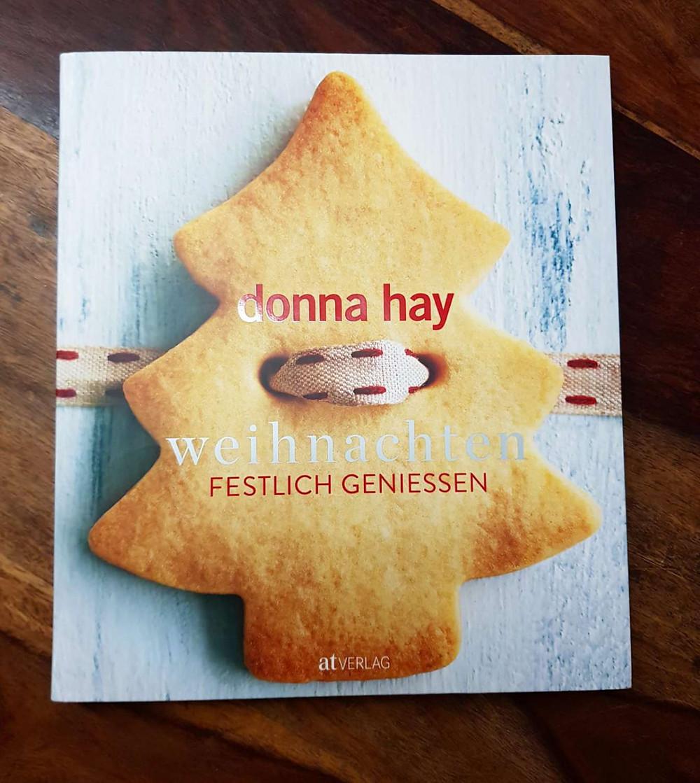 """""""Weihnachten festlich genießen"""" von Donna Hay"""