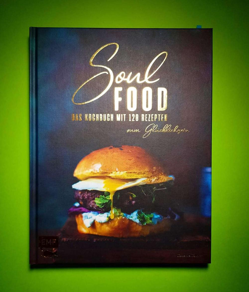 """""""Soul Food zum glücklich sein"""" von Katharina Küllmer"""
