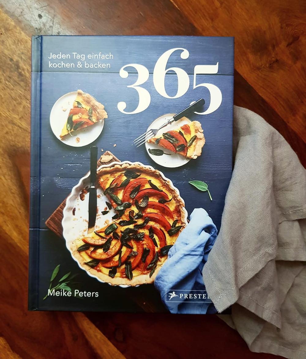 """""""365 jeden Tag einfach kochen & backen"""" von Maike Peters"""