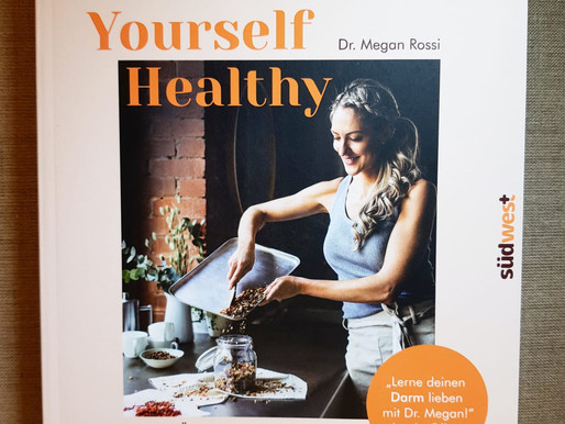 Eat yourself healthy - Gesunde Ernährung für mehr Energie und Wohlbefinden!