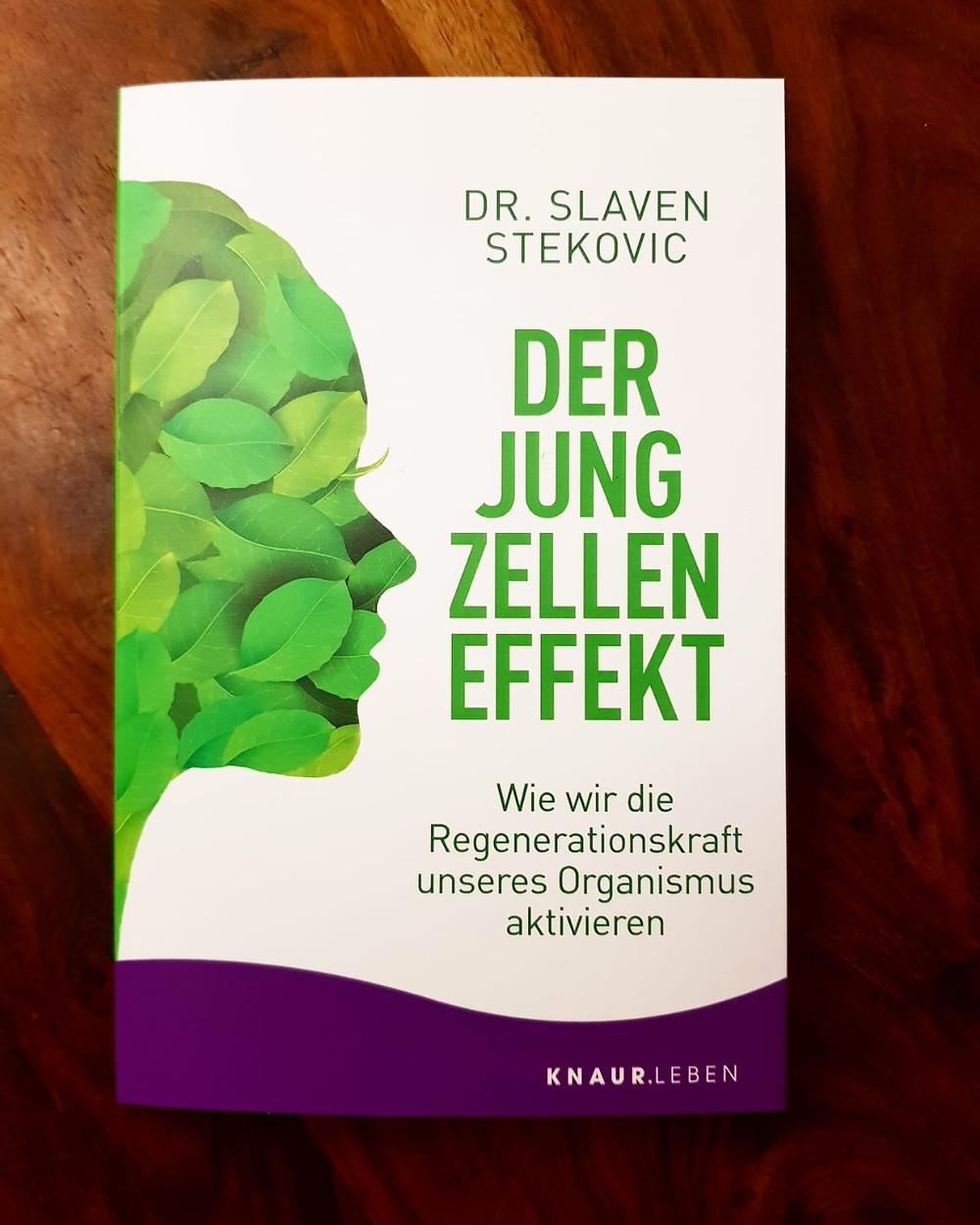 """""""Der Jung Zellen Effekt"""" von Dr. Slaven Stekovic"""