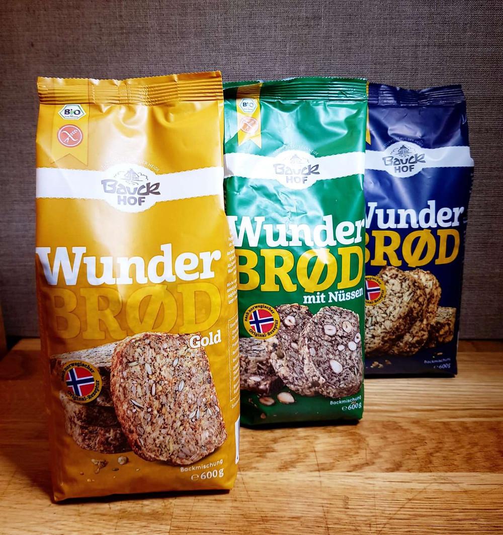 Wunder Brot Gold von Bauckhof