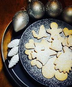 Glutenfreie Weihnachtskekse