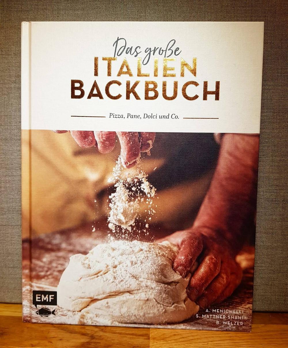 """""""Das große Italien Backbuch"""" von Andrea Menichelli"""