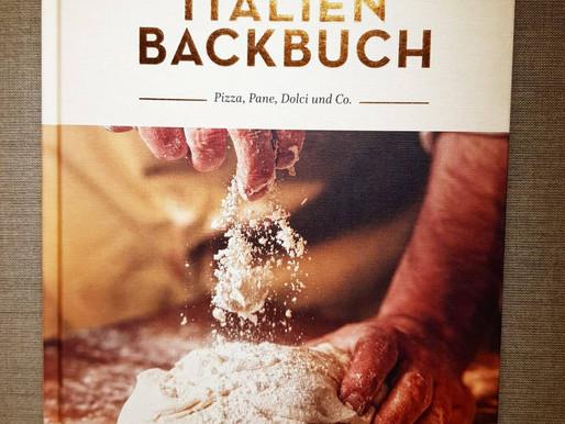 Das große Italien Backbuch - Die große Kunst italienischen Backens - Wunderschöne Aufmachung!