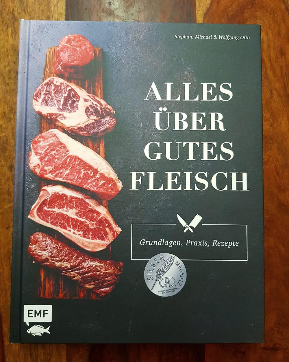 """""""Alles über gutes Fleisch"""" von Stefan, Michael und Wolfgang Otto"""