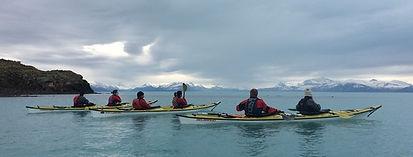 Kayak en Patagonia, kayak en El Calafate, Argentina, Kayaking in Patagonia, Santa Cruz, kayak en el Lago Argentino
