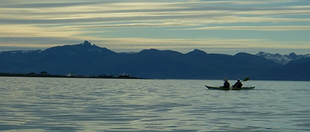 Kayak en Patagonia, El Calafate, Argentina, Kayaking in Patagonia, Santa Cruz