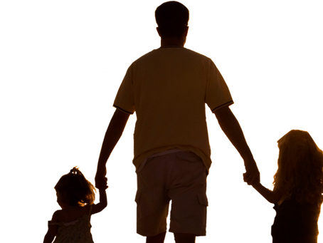 Are Dad's Seen As They Are or As They Are Perceived?