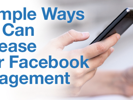 Facebook Engagement: Generating More Likes, Shares and Clicks