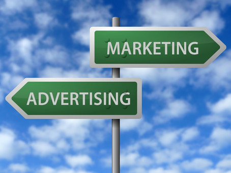 What is the Difference Between Marketing and Advertising?